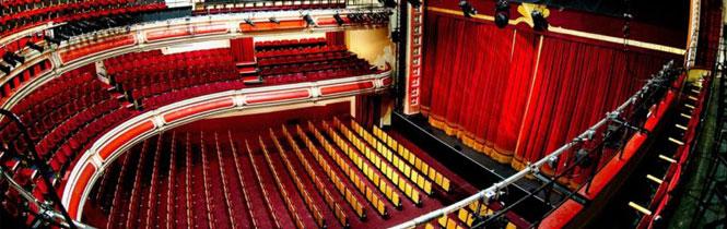 The Victoria Theatre in Halifax, Calderdale