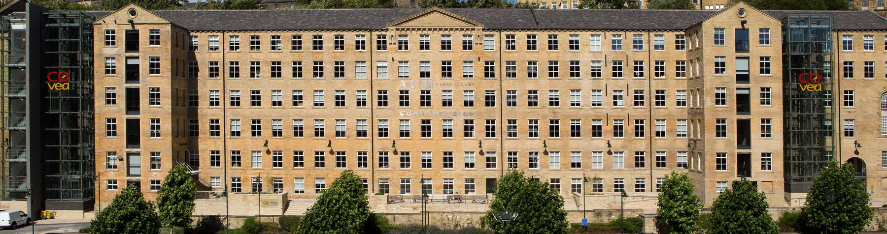 A & B Mill, Dean Clough