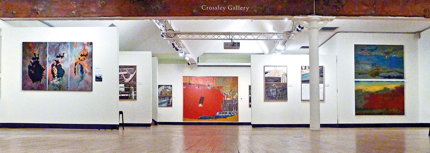 Crossley Gallery in D Mill