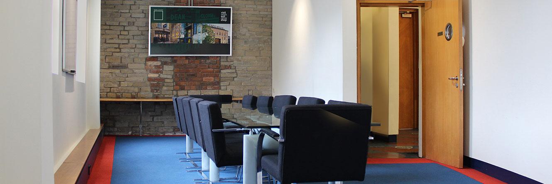 Dean Clough has 3 high spec elegant meeting rooms