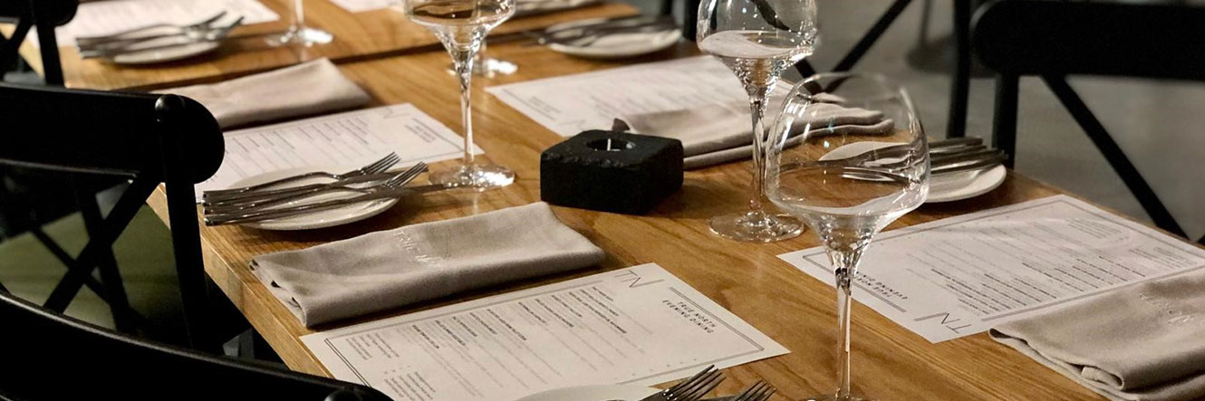 Restaurant for hire for private dining parties