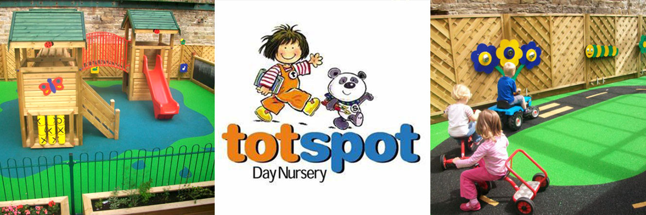 Totspot Day Nursery at Dean Clough