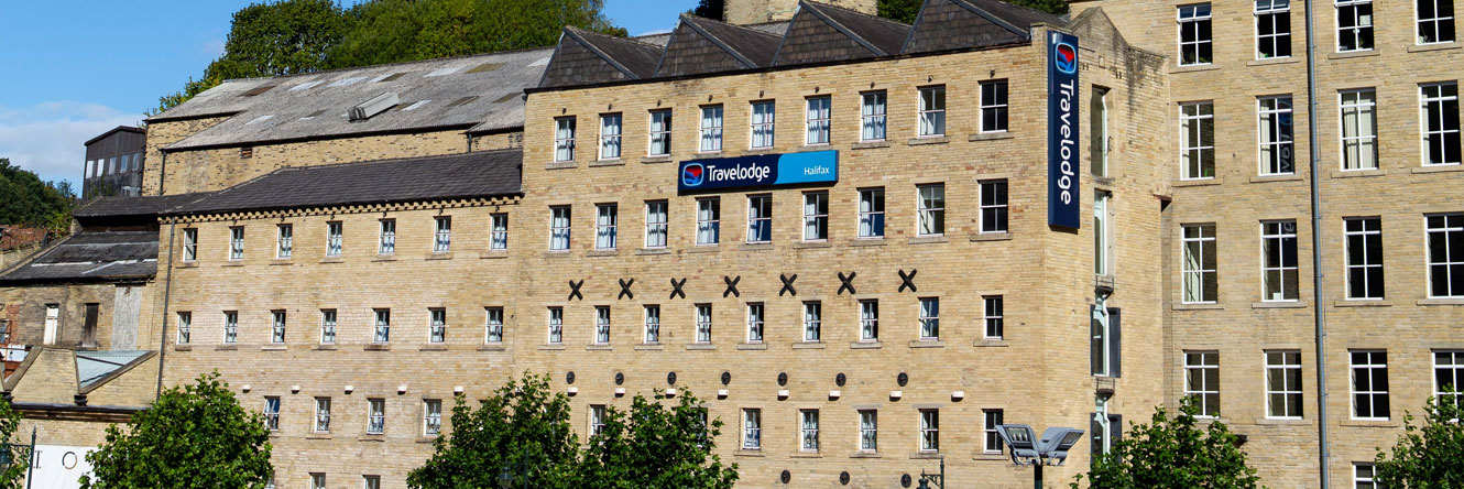 Travelodge at Dean Clough, Halifax
