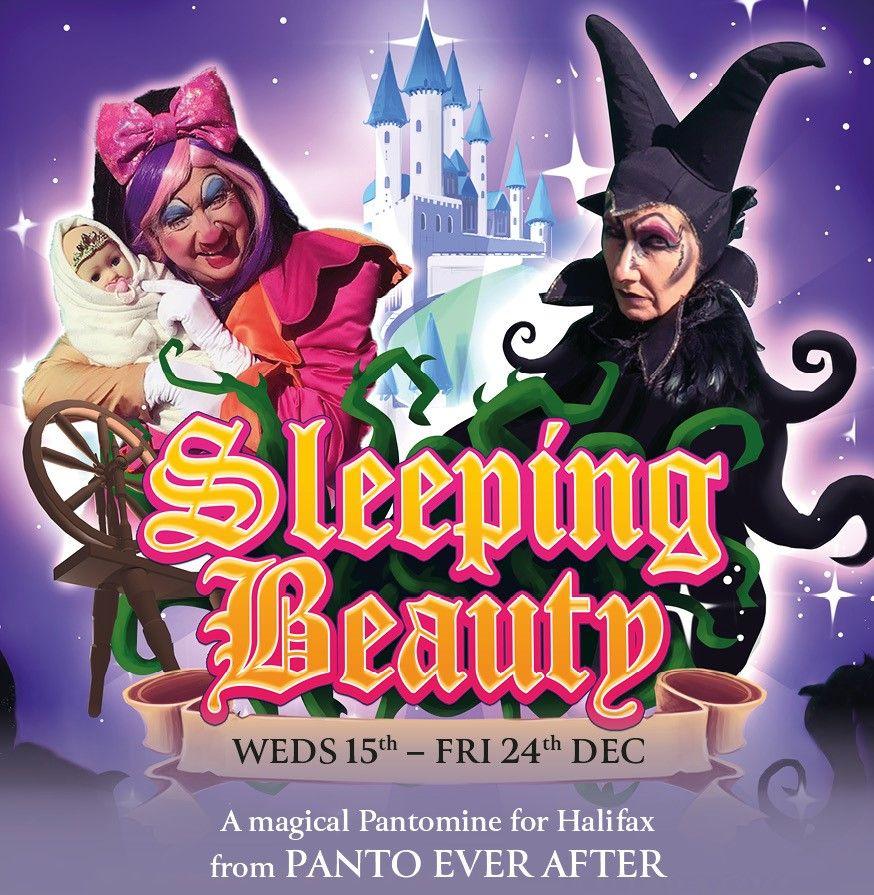 Sleeping Beauty Panto Halifax