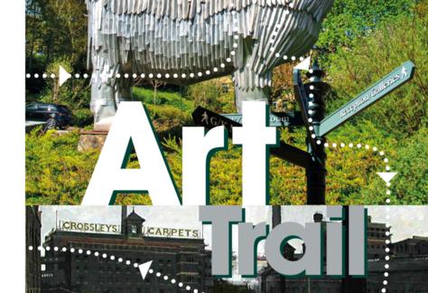 Dean Clough Art Trail