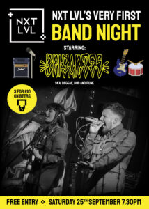 Next Level's First Band Night